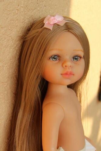 "Paola Reina doll ~Las Amigas~MALI ~13.5/""~34cm~body 2018~gray eyes~ iCukla~"