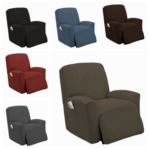 Stretch Recliner Slipcover Couch, Chair Covers For Sofa Recliners