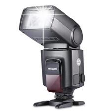 Neewer Macro LED Ringblitz Kit mit 8 Adapterringen für Nikon Canon Kameras