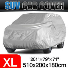 Waterproof Full Car Cover Universal Universal Fit Storage L Protection GCH0S