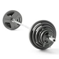 2.5 LB Titan Cast Iron Olympic Weight Plates