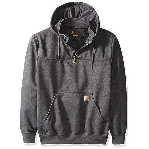 Carhartt Mens Big and Tall Big /& Tall Flame Resistant Heavyweight Hooded Sweatshirt