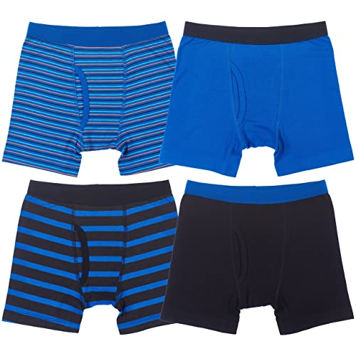 Trimfit Little Boys Cotton Training Pants Pack of 4