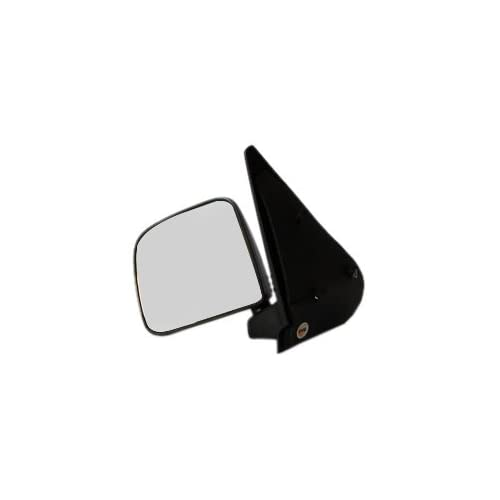 TYC 8610551 Compatible with Volkswagen Jetta Non-Heated Right Replacement Mirror