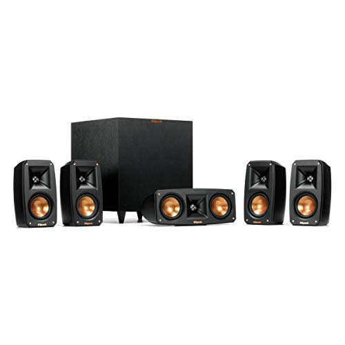 Klipsch Reference Theater Pack 5 1, Wall Mounted Surround Sound System