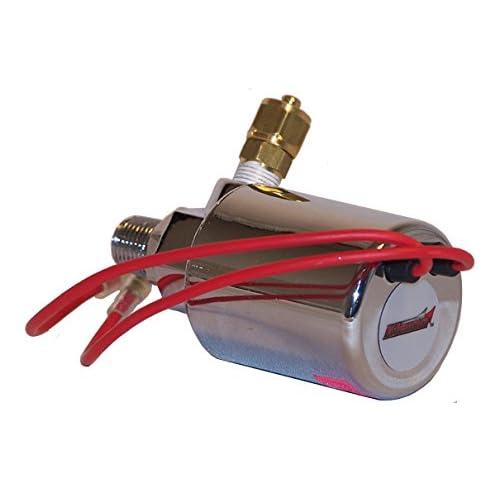 Chrome-Plated Copper Kleinn Air Horns 102 Dual Truck Horn