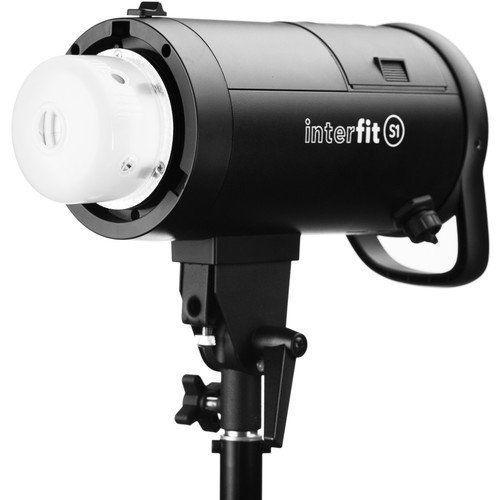 Interfit Photographic INT327 XS Bracket Kit for Lighting