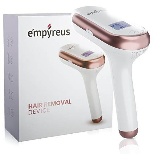 Empyreus Permanent Hair Removal Device Safe And Painless Hair