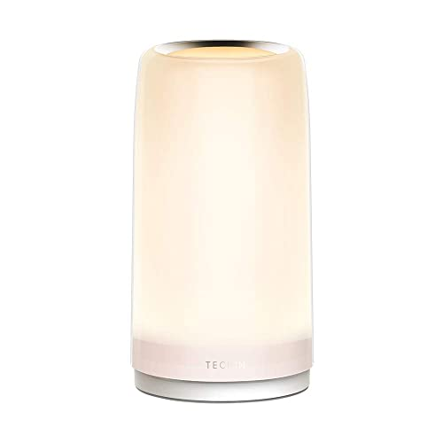Touch Bedside Table Lamp Night Light