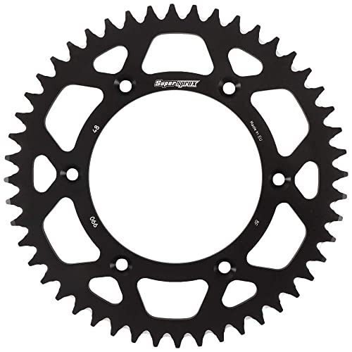 SuperSprox RST-245-50-BLU Blue Stealth Sprocket