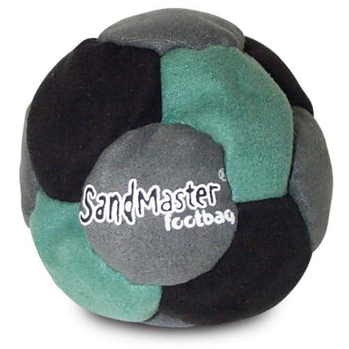 World Footbag Dirtbag Alien Glow-in-The-Dark Ink Hacky Sack Footbag