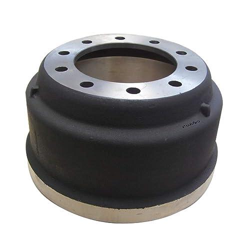ACDelco 17738B Professional Bonded Rear Drum Brake Shoe Set