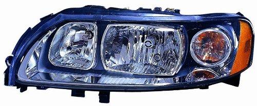 Depo 315-1181L-AF Head Lamp Assembly HALOGEN DRIVER SIDE NSF