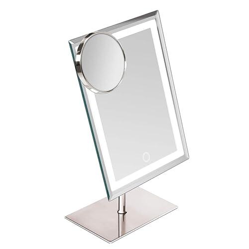 Waneway Lighted Makeup Vanity, Makeup Mirror Light Up