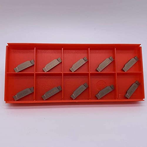 10 Pack KENNAMETAL Carbide Thread Groove Insert NG4096L-.025R-.300 KC5025