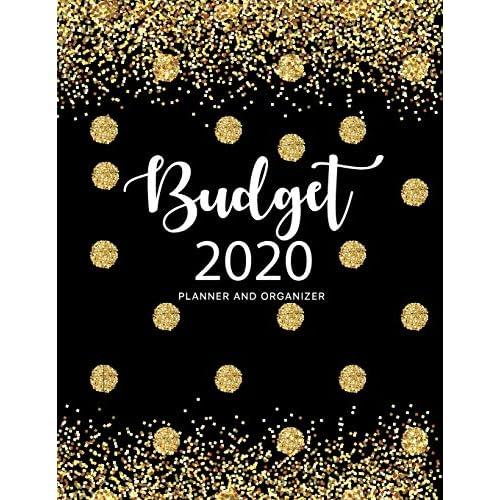 2019 Budget Planner Monthly Calendar Bill Organizer Personal Finances
