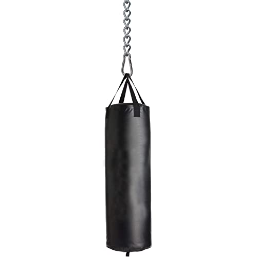 A AIFAMY Hanging Chair Chain with Two Carabiners Stainless Steel Hanging Kits for Hammock Punching Bags Heavy Duty 400LB Capacity Indoor Outdoor