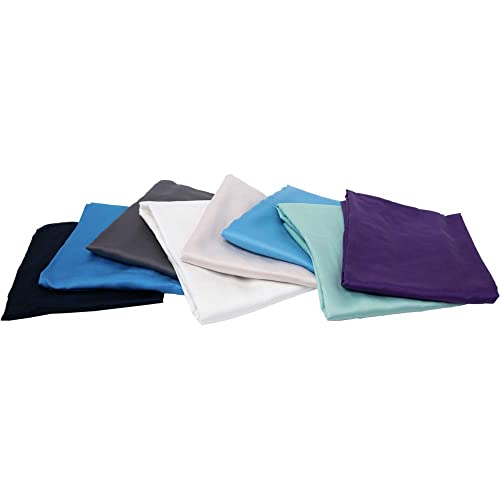 King Navy Sheets /& Giggles Eucalyptus Lyocell Pillowcases Made for Sensitive Skin and Hair Our Hypoallergenic Pillowcases are Naturally Smoother Cooler /& More Sustainable Than Cotton- no Sheet