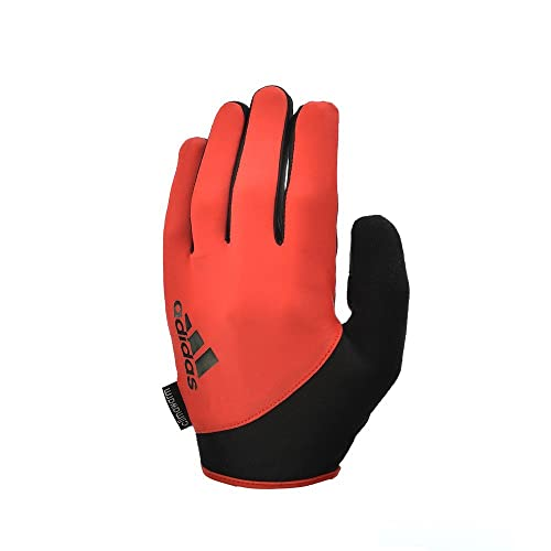 Touchscreen Friendly Works with Chalk Ribbed for Better Grip Seamless RockTape Talons Workout Glove Breathable Finger Vents Pair of 2 Gloves