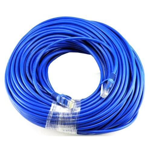 Pullbox 2 Pack Blue Bulk Cat5e Ethernet Cable GOWOS Solid UTP Unshielded Twisted Pair 1000 Feet