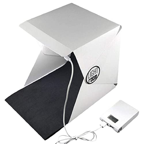 lehao Portable LED Photo Studio Photography Shooting Tent Folding Lighting Softbox for Product Display