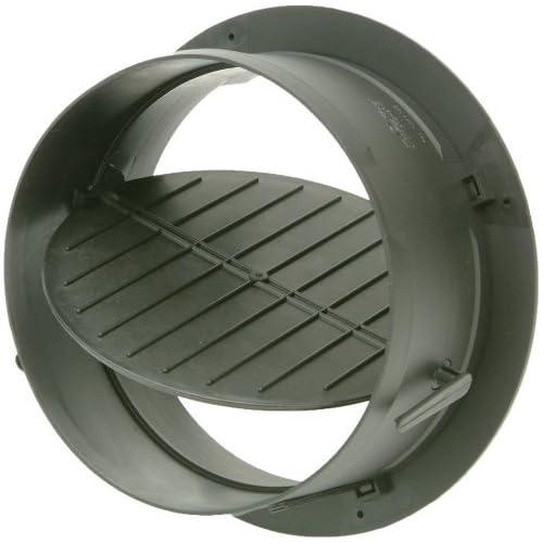 Speedi-Products SM-RSV 6 6-Inch Diameter Plastic Round Soffit Vent Fоur Paсk