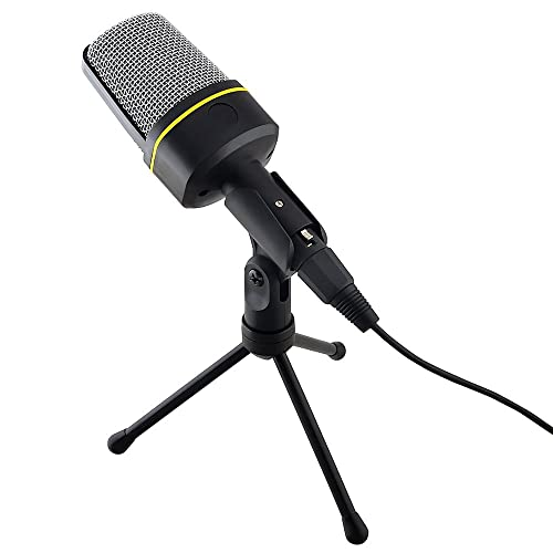 Semoic Professional Interview Camera Microphone Super-Cardioid Microphone for DSLR Dv