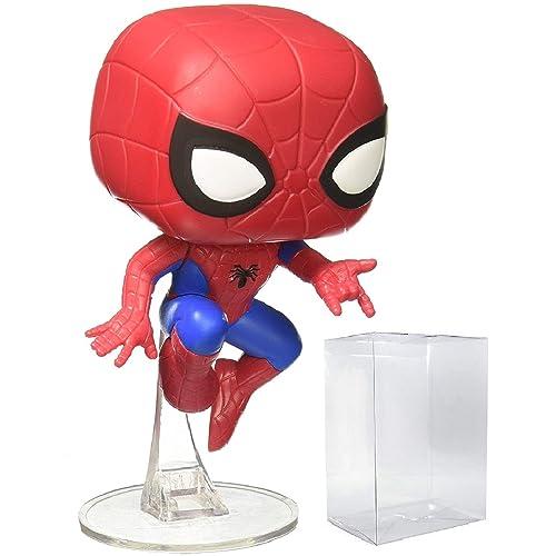 FREE POP PROTECTOR FUNKO POP SPIDER-MAN INTO THE SPIDER-VERSE SPIDER-MAN NOIR