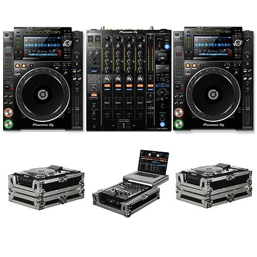 Pioneer DJ XDJ-RR Odyssey FZGSAXDJRRBL Case Bundle DJ, Electronic ...