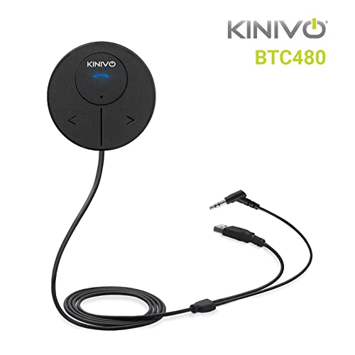 and AUKEY Bluetooth Receiver Car Kit with 3-Port USB Car Charger Magnetic Base