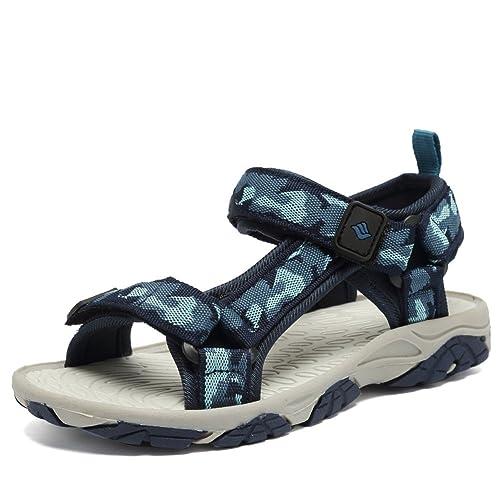 Girls Sandals Northside Seaview Sport Sandals Big Kids Youth Sandals NEW Blue