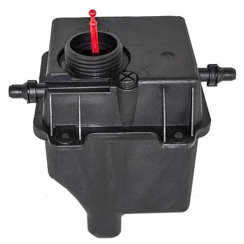 MYSMOT Coolant Reservoir Overflow Expansion Bottle Tank With Cap For Mercedes-Benz C230 C240 C280 C320 C350 C55 AMG CLK320 CLK350 CLK500 CLK55 AMG CLK550 CLK63 AMG 2035000049