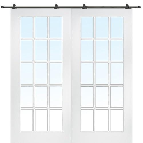 Prehung Interior Double Door 48 X 80 National Door Company