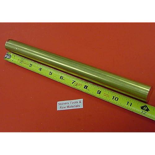""".250 1//4/'/' Brass Round Bar Rod C360 x 36/"""""""
