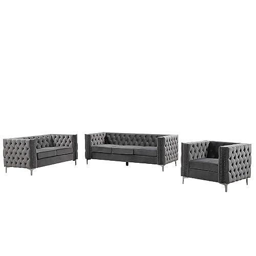 Morden Fort Living Room Furniture, White Living Room Furniture Sets