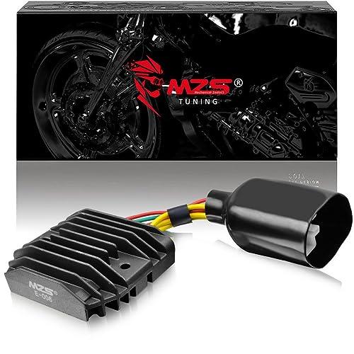 MZS 74505-04 Regulator Rectifier Voltage for 2004-2005 Touring Models FLHT FLHR FLTR 49-8267 49-8347 H0504 Harley Davidson 74505-04 49-8267 49-8347