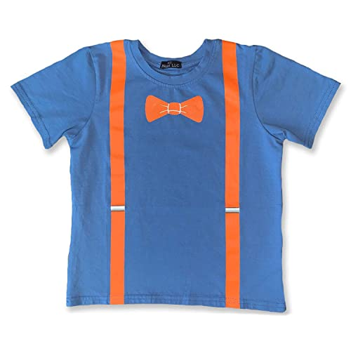 Blippi Official Child Garbage Truck T-Shirt for Kids Size 3T USA Authentic