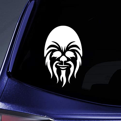 StickAny Car and Auto Decal Series Stingray 1 Sticker for Windows Red Doors Hoods