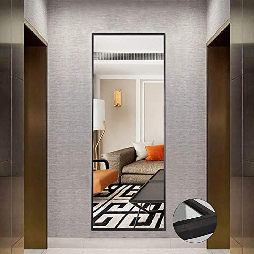 Length Mirror Standing Hanging, Wall Leaning Full Length Mirror