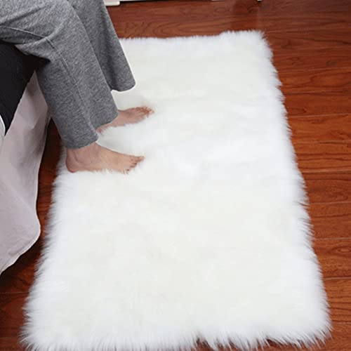 Noahas Luxury Fluffy Rugs Bedroom Furry