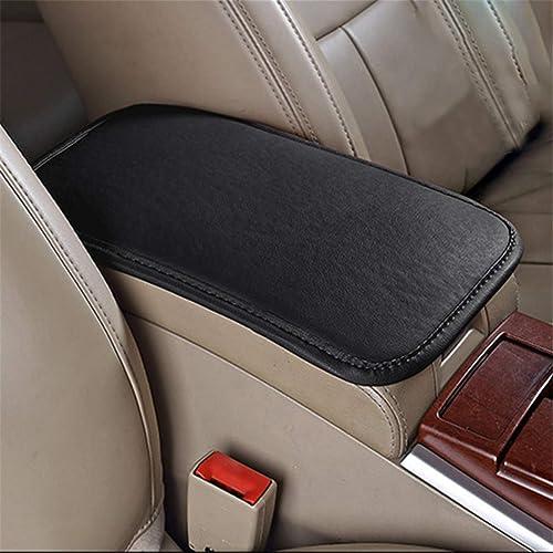 Universal Car Armrest Pad PU Memory Foam Console Cushion Pad Arm Rest Seat Mat