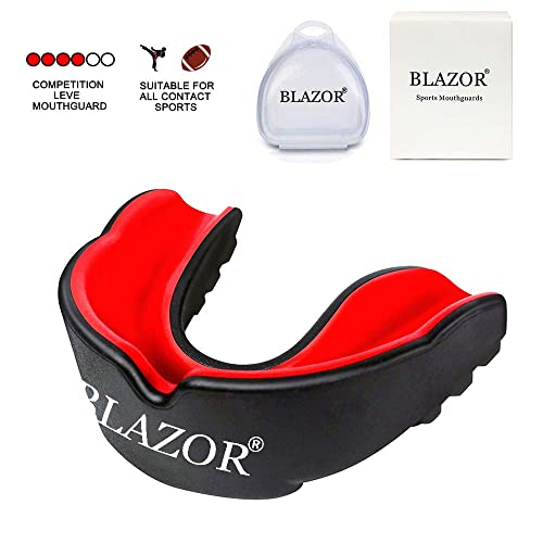 Sports Mouthguard for Boxing MMA Football Karate Kickboxing Child Youth Adult