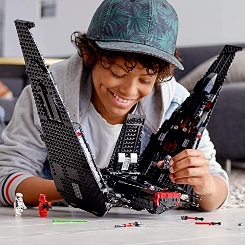 Lego Star Wars The Rise Of Skywalker Kylo Ren S Shuttle 75256 Star Wars Shuttle Action Figure Building Kit New 2019 1 005 Pieces Buy Products Online With Ubuy Taiwan In Affordable Prices B07qvsbm3v