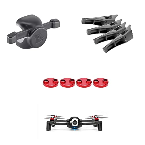 ZEEY Protector Gimbal Cover Lock Camera Guard Lens Cap Compatible with Parrot Anafi Drone Camera Cover Lens Accessories