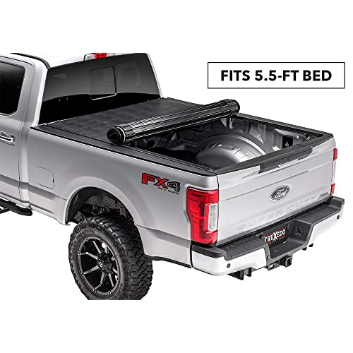 597701 TruXedo Lo Pro Soft Roll-up Truck Bed Tonneau Cover fits 15-19 Ford F-150 56 Bed