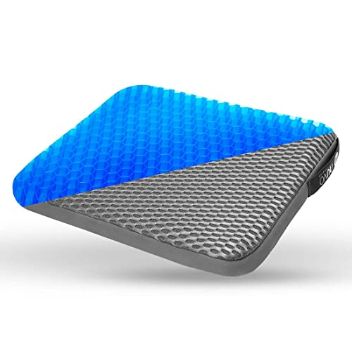 Nuvo Acs Gel Seat Cushion Relieves
