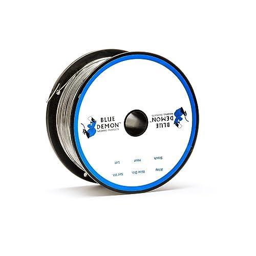 Blue Demon ER4043 X .035 X 16LB Spool general purpose aluminum welding wire