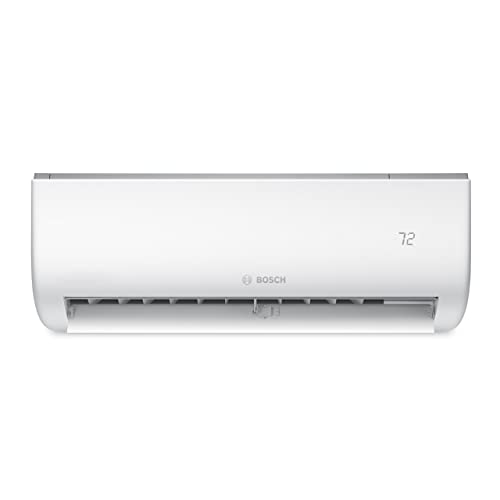 Bosch High Efficiency Ultra-Quiet Mini Split Air Conditioner /& Cooling System ltd 12K BTU 115V with 7-yr Warranty and Energy Star Certified