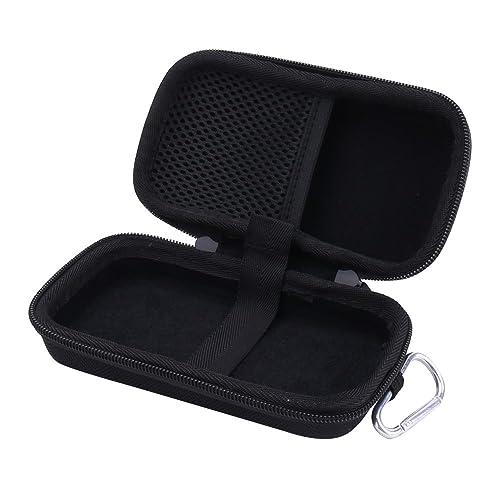 Black Aenllosi Travel Hard Case for GlocalMe G4 Mobile WiFi Hotspot