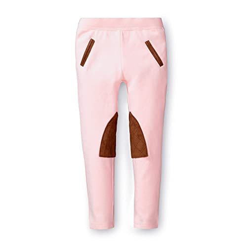 Dublin Jessy Childrens Pull On Jodhpurs Navy//Pink 12
